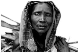 woman from Torbi Kenya