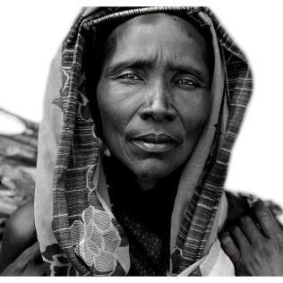 woman from Torbi Kenya
