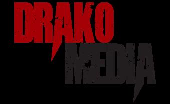 logo drako media