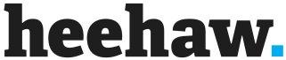 heehaw+name+logo